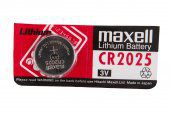 Батарейка maxell Lithium Battery 3V CR2025